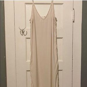Acacia Lewis silk dress